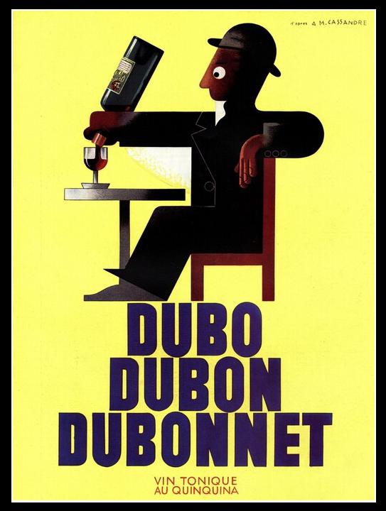 Publicité Dubonnet