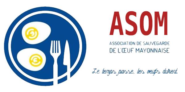 Logo de l'association de sauvegarde de l'œuf mayonnaise