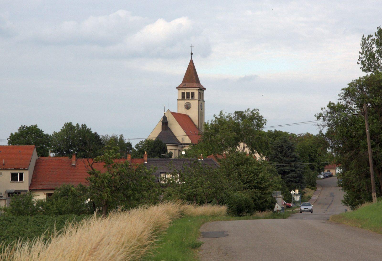 Eglise de Blažovice